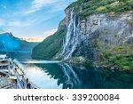 Cruising Norwegian Fjords...
