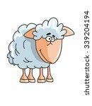 sheep | Shutterstock . vector #339204194