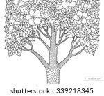 Forest Apple Tree Flowers....
