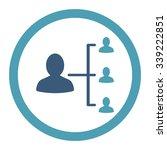 patient relations vector icon.... | Shutterstock .eps vector #339222851