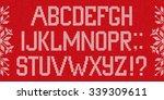 vector illustration christmas... | Shutterstock .eps vector #339309611