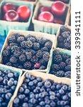 Organic Fresh Produce At The...