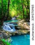 Beautiful Waterfall In Thailan...