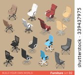 Office Furniture Set 02 Chair...