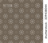 seamless pattern contemporary... | Shutterstock .eps vector #339438044
