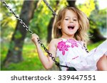 child. | Shutterstock . vector #339447551