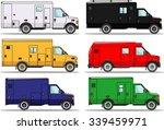 detailed illustration of six... | Shutterstock .eps vector #339459971
