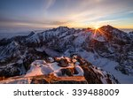 sunrise from the rugged... | Shutterstock . vector #339488009