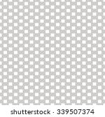 vector seamless pattern.... | Shutterstock .eps vector #339507374