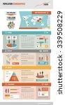 population demographics...   Shutterstock .eps vector #339508229