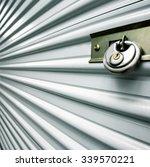 self storage door. life style ... | Shutterstock . vector #339570221
