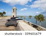 Canons At Castillo De San...