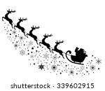 vector illustration of santa... | Shutterstock .eps vector #339602915