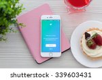 alushta  russia   october 25 ... | Shutterstock . vector #339603431