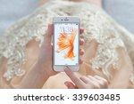 alushta  russia   october 22 ... | Shutterstock . vector #339603485