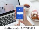 alushta  russia   october 29 ... | Shutterstock . vector #339603491