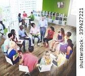 students school college... | Shutterstock . vector #339627221