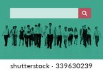 search box web online browsing... | Shutterstock . vector #339630239