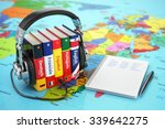 learning languages online.... | Shutterstock . vector #339642275