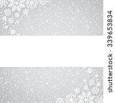 christmas background | Shutterstock .eps vector #339653834