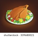 thanksgiving turkey dish menu...