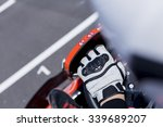 subjective view of the hand of...   Shutterstock . vector #339689207