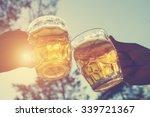 cheers my friend  | Shutterstock . vector #339721367