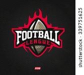 modern professional logo for a... | Shutterstock .eps vector #339751625