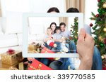 composite image of hand holding ...   Shutterstock . vector #339770585