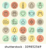 set of isolated universal... | Shutterstock .eps vector #339852569