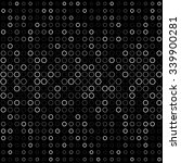 seamless dots pattern. vector... | Shutterstock .eps vector #339900281