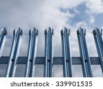 Spiked Fence