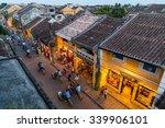 Hoi An  Vietnam   Circa August...