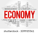 economy word cloud  business...
