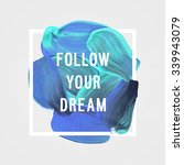 "motivation poster ""follow your... 