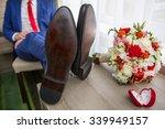Bridegroom Relaxing  Focus On ...