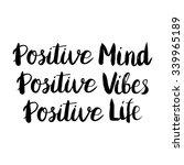 conceptual handwritten phrase... | Shutterstock .eps vector #339965189