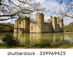 medieval castle fortress...