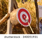 Lumberjack Axe Throwing...