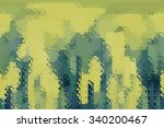 abstract vintage creative... | Shutterstock . vector #340200467