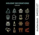 Christmas Icon Graphic