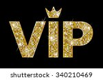 very important person   vip... | Shutterstock . vector #340210469
