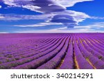 stunning landscape with... | Shutterstock . vector #340214291