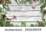 christmas. | Shutterstock . vector #340338959