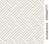 the geometric pattern by... | Shutterstock .eps vector #340460777
