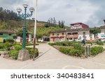 leymebamba  peru   june 9  2015 ... | Shutterstock . vector #340483841