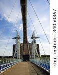 Manchester Lowry Bridge