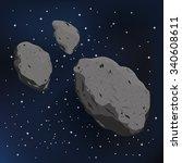 vector illustration of an... | Shutterstock .eps vector #340608611
