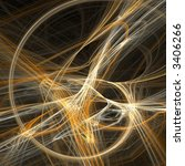 abstract fractal | Shutterstock . vector #3406266