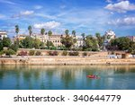 Panorama Of Seville And The...